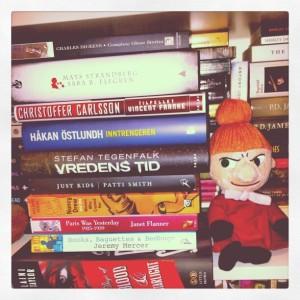 Noen av disse bøkene vil jeg lese i løpet av desember.