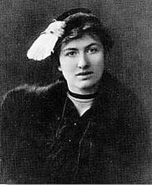 Edith Södergran - Public Domain - bilde